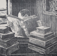 Man and Books